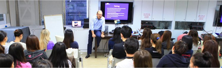 Training with Dr. James Partington on December 3